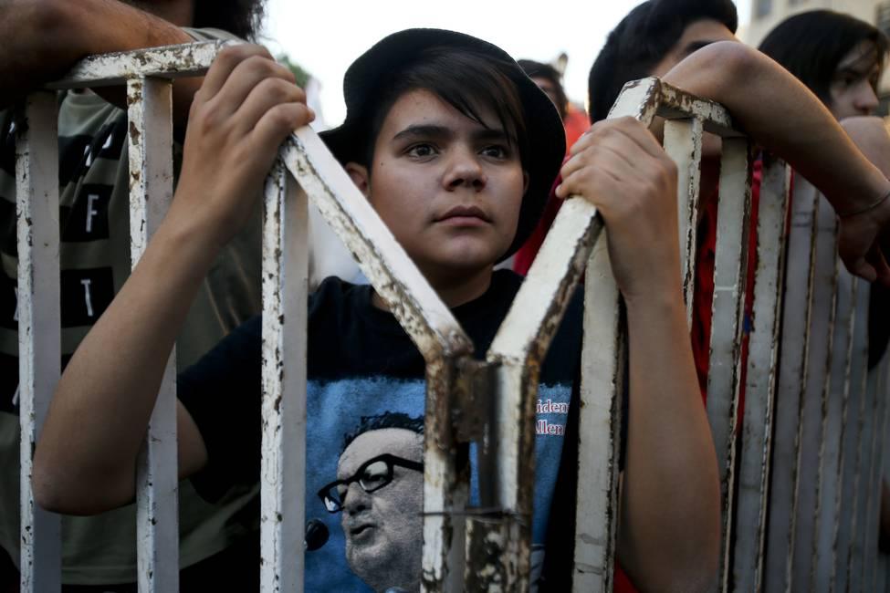 La centroizquierda chilena  Entre el fin de ciclo y la renovación