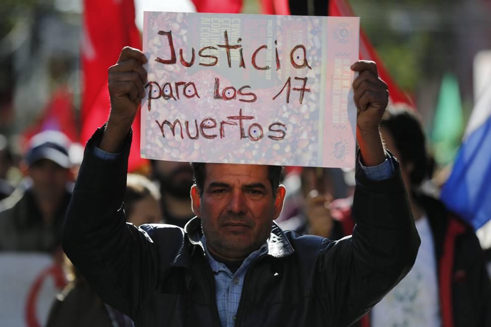Curuguaty: justicia, verdad y reparación