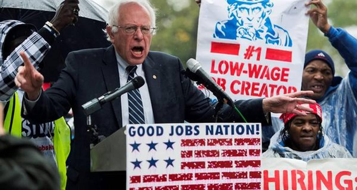 O fenômeno Sanders e o socialismo nos Estados Unidos
