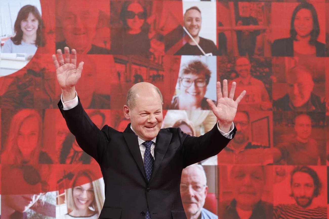 Olaf Scholz: la nueva esperanza socialdemócrata