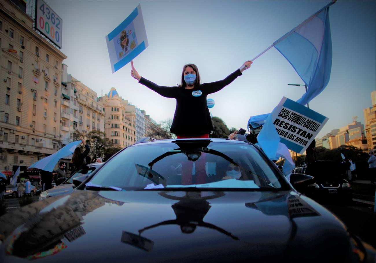 Las derechas argentinas en movimiento