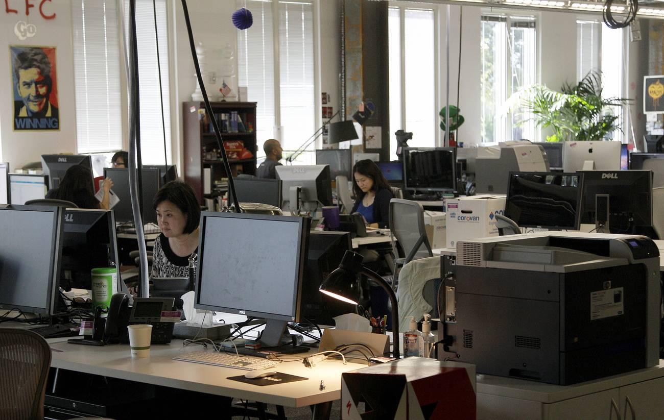 Los sindicatos de Silicon Valley no van al paraíso