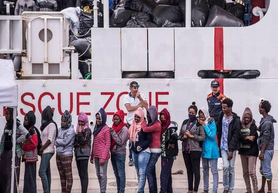 La izquierda europea y las políticas migratorias