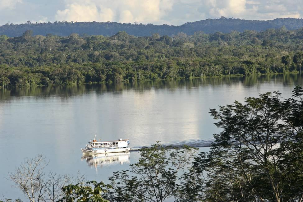 Las fronteras amazónicas: un mundo desconocido