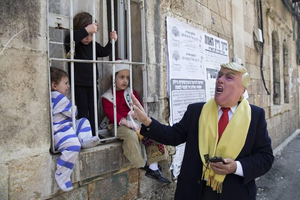 Israel y Palestina: ¿en manos de Trump?  Entrevista a Yehuda Shaul