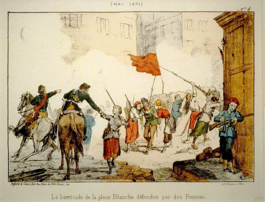 Cuando los obreros tomaron el cielo por asalto  A 150 años de la Comuna de París