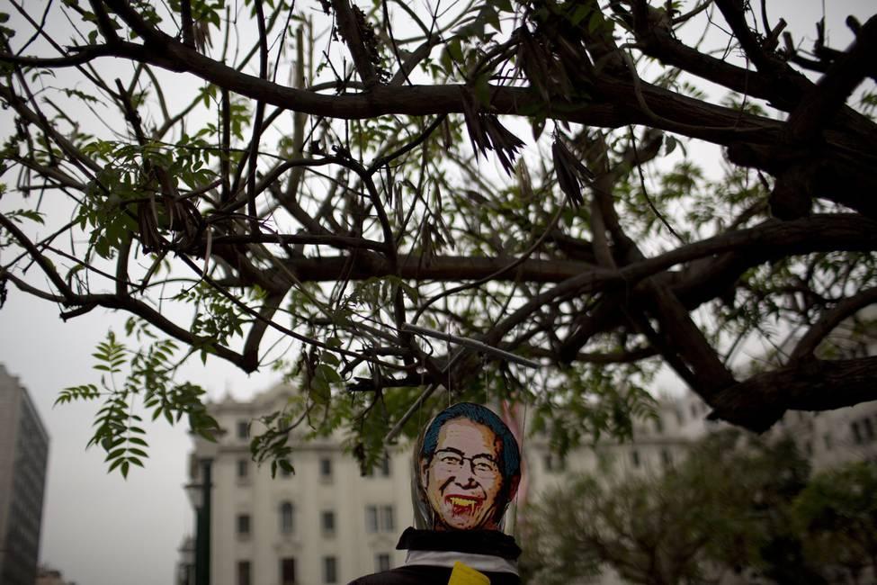 Un negocio riesgoso  ¿Quién se beneficiaría de un indulto a Fujimori?
