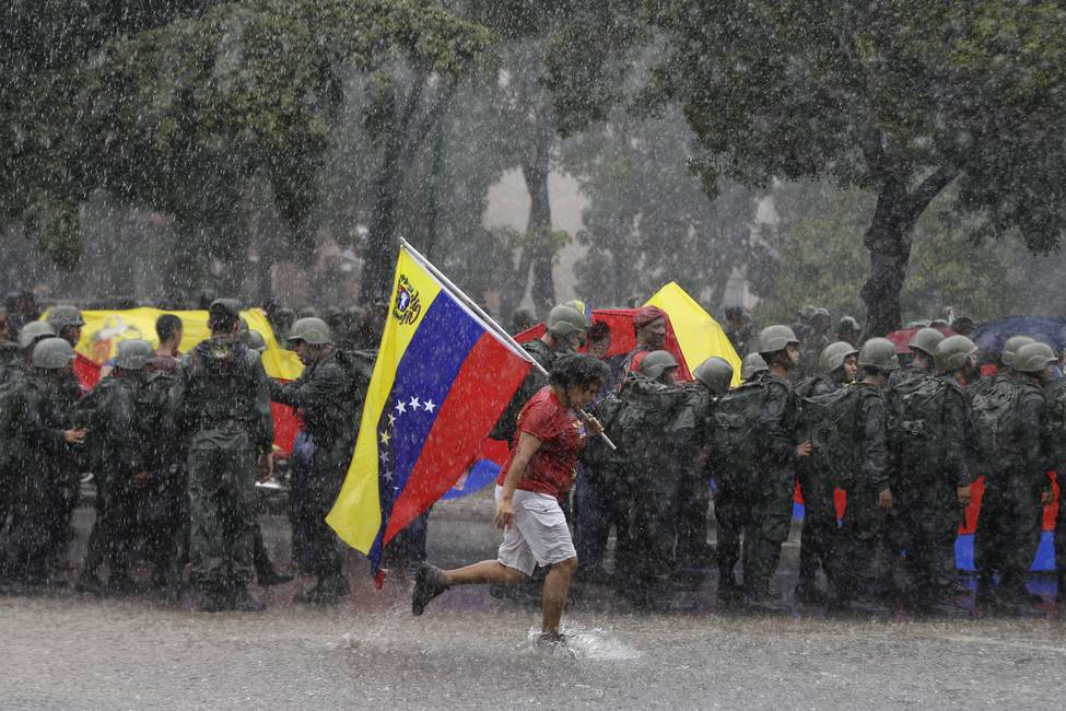 La tragedia de la oposición venezolana