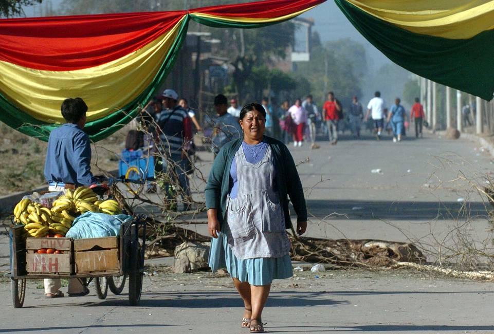 Fronteras bolivianas: entre el corredor y el laberinto