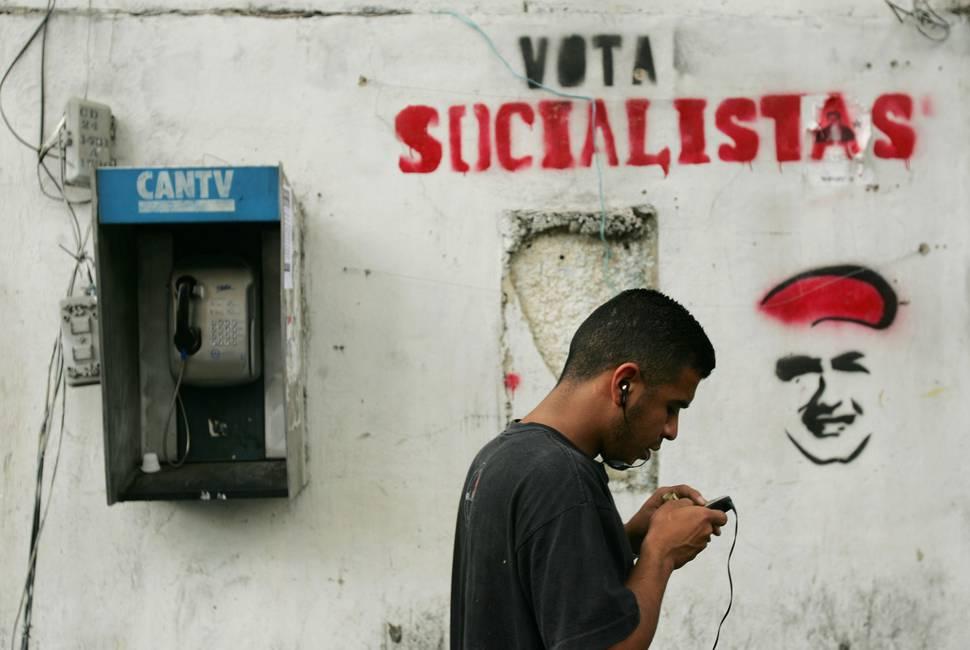 La ruina de Venezuela no se debe al «socialismo» ni a la «revolución»
