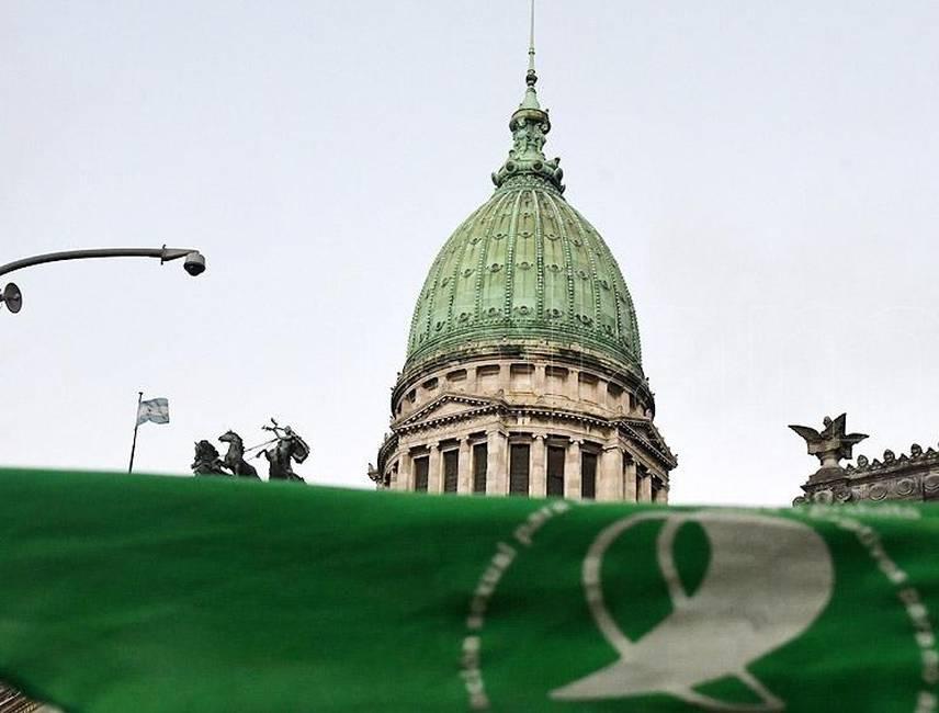 El Senado argentino y el aborto  ¿Una institución conservadora?