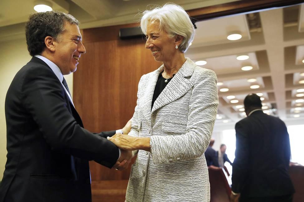 El regreso del FMI  Poco nuevo bajo el sol