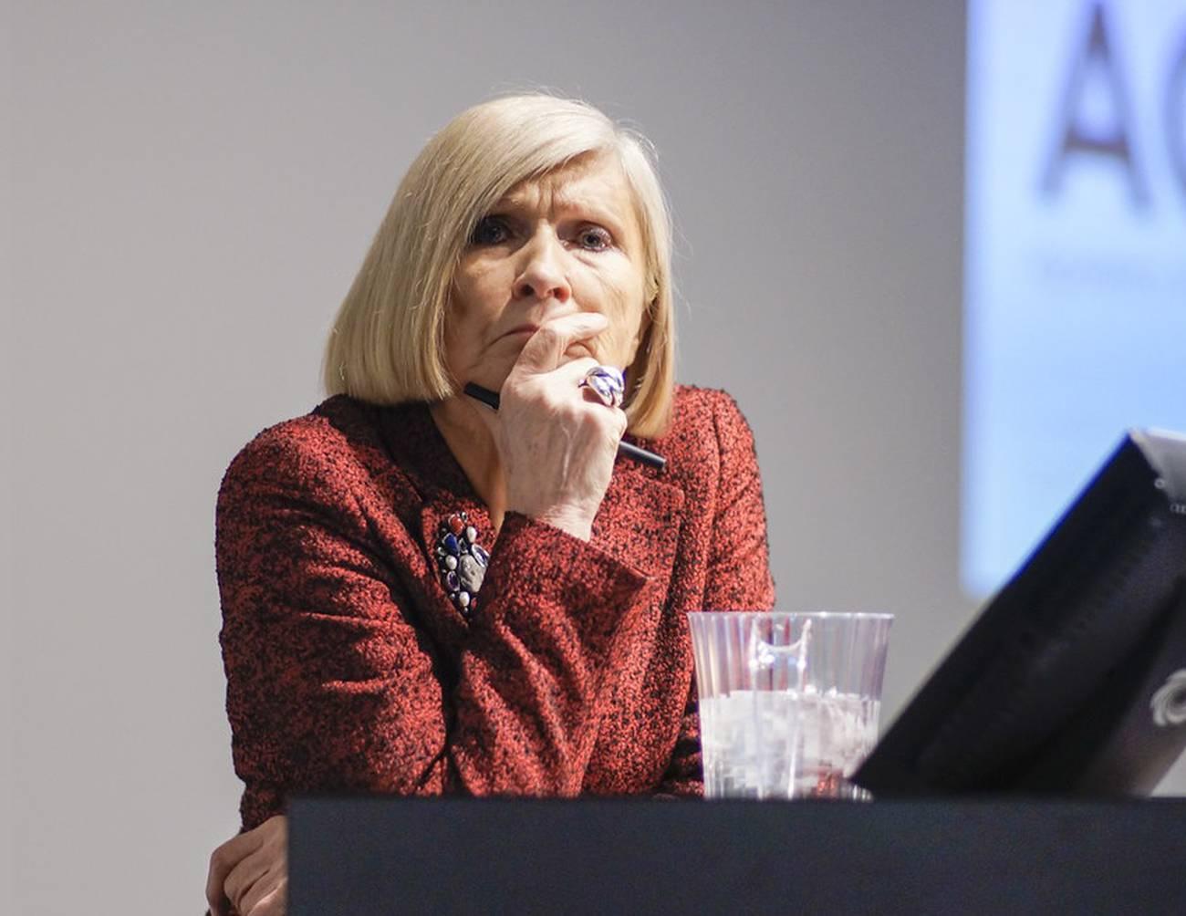 La apuesta por un populismo de izquierda  Entrevista a Chantal Mouffe