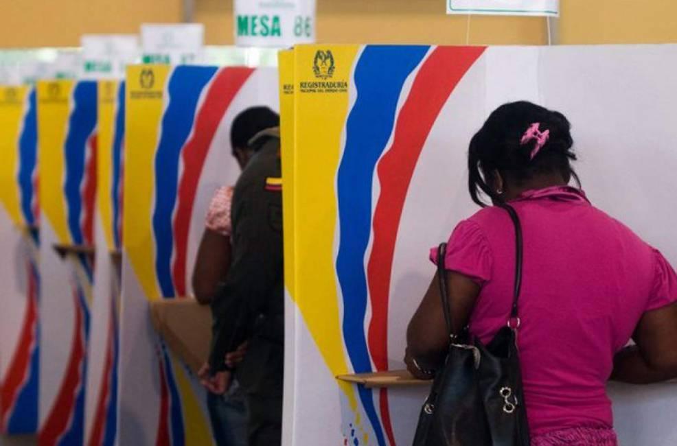 La puja por el poder en Colombia  Discursos y propuestas en un escenario de polarización