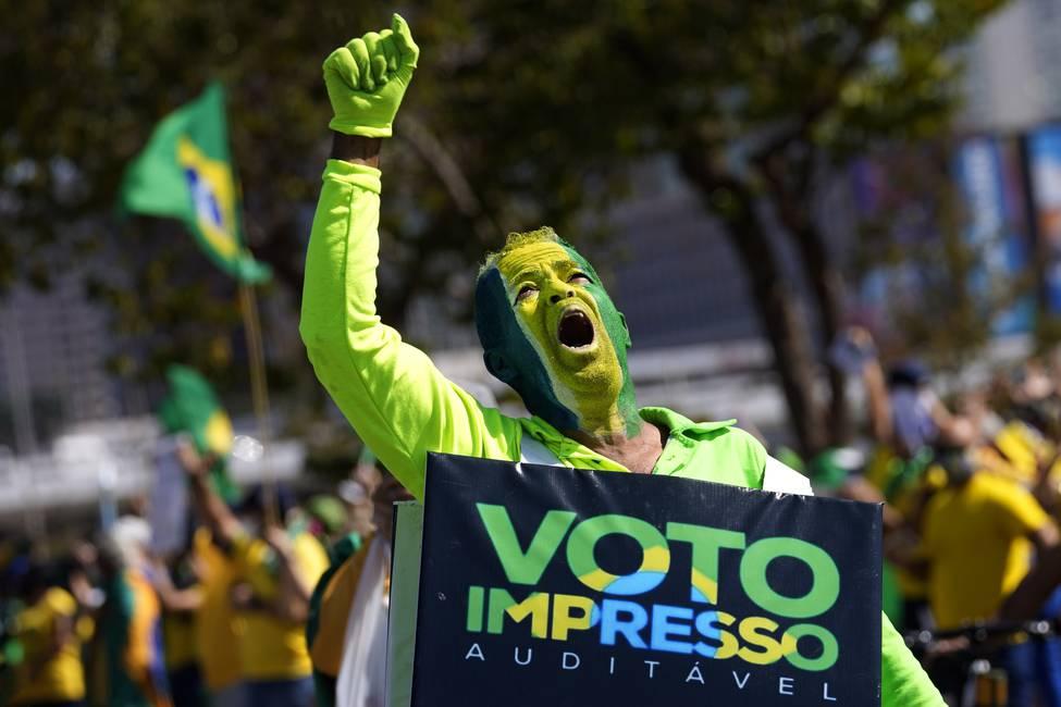 La «trumpización» de Jair Bolsonaro