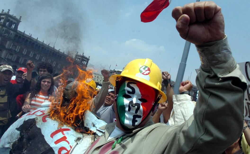 México: entre las promesas de modernización y la realidad del crimen  Entrevista a Hans Mathieu