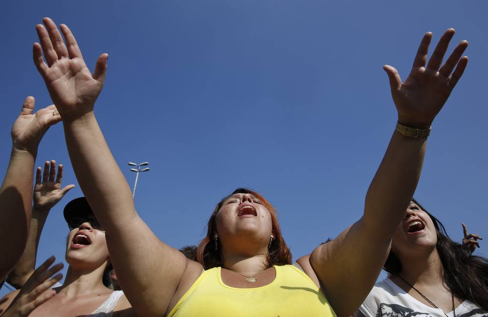 Religiones y espacios públicos en América Latina