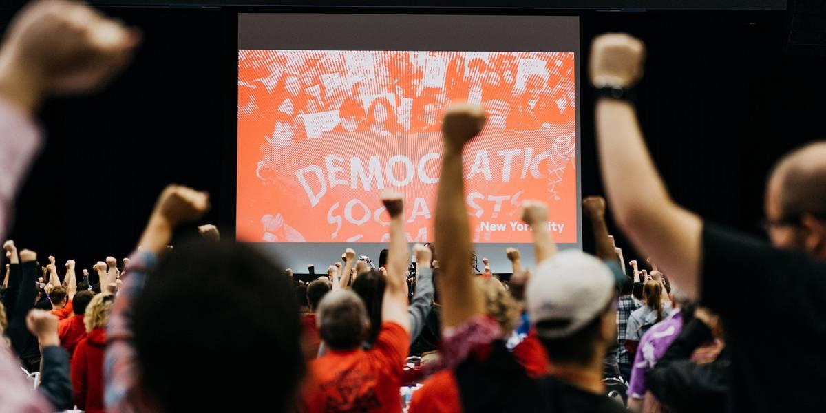 Una ola socialista en Chicago