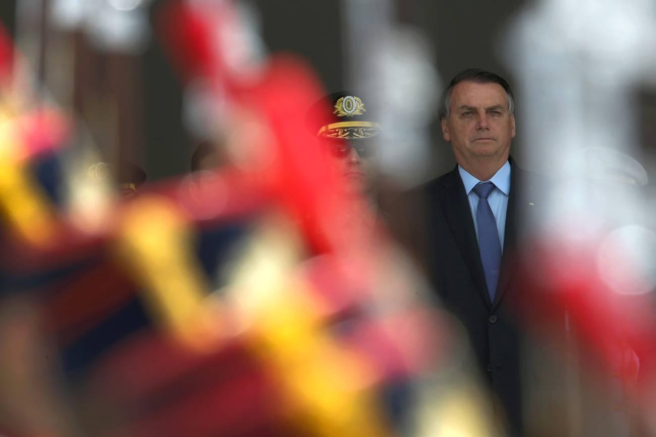 El bolsonarismo cruje  Entrevista a Sergio Lirio