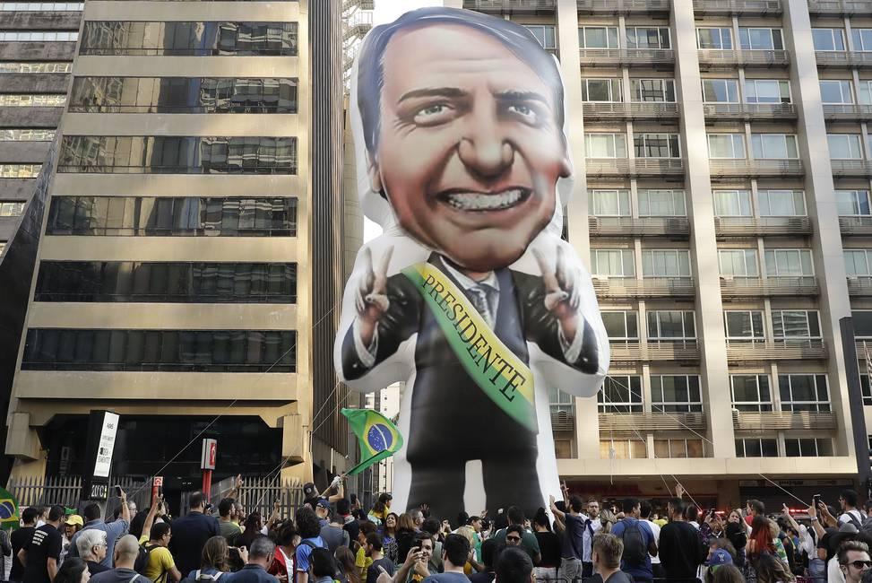 Odio, frustración y valores reaccionarios  Jair Bolsonaro y la regresión política en Brasil