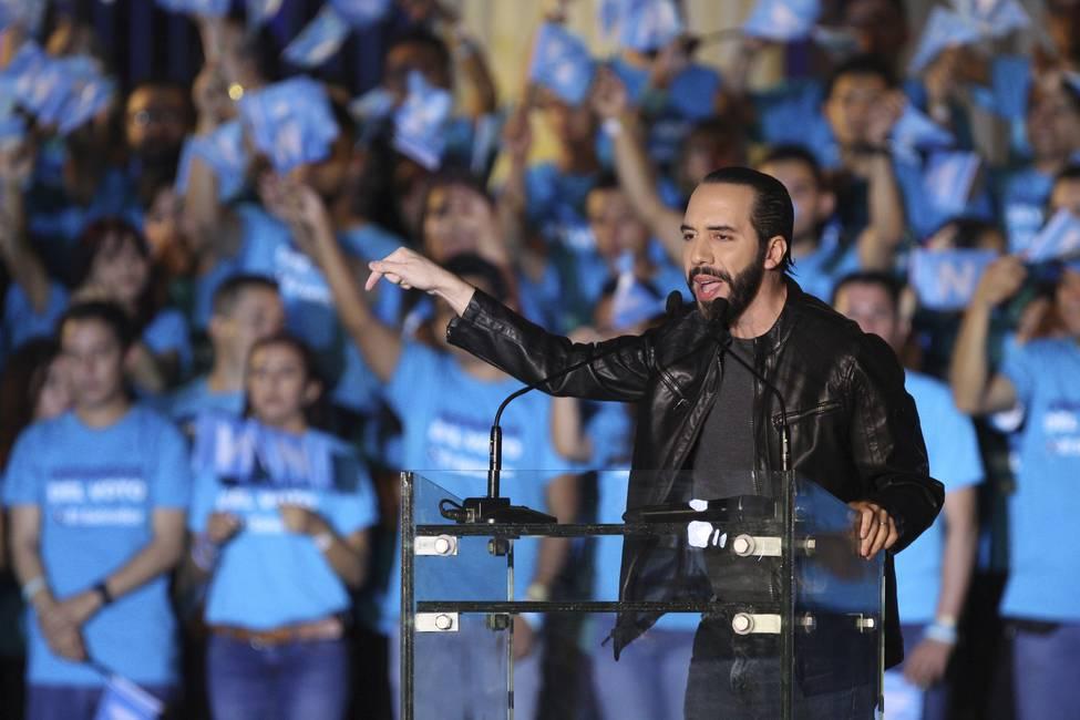 Nayib Bukele: un presidente «millenial» para El Salvador