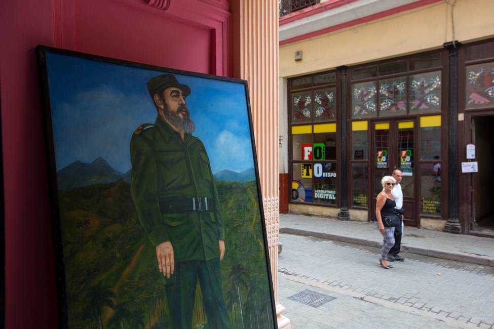 Fidel Castro: ¿una leyenda a los 90 años?