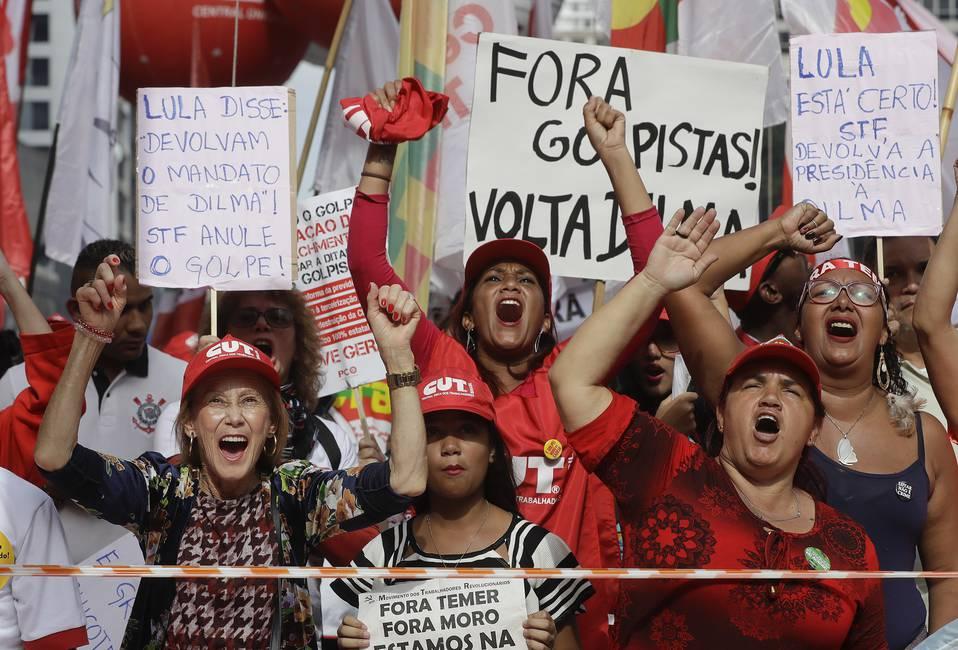 Brasil: ¿cambió algo tras la huelga general?