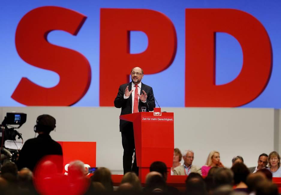 ¿Reinvención o descenso?   El Partido Socialdemócrata Alemán, el capitalismo y las elecciones de 2017