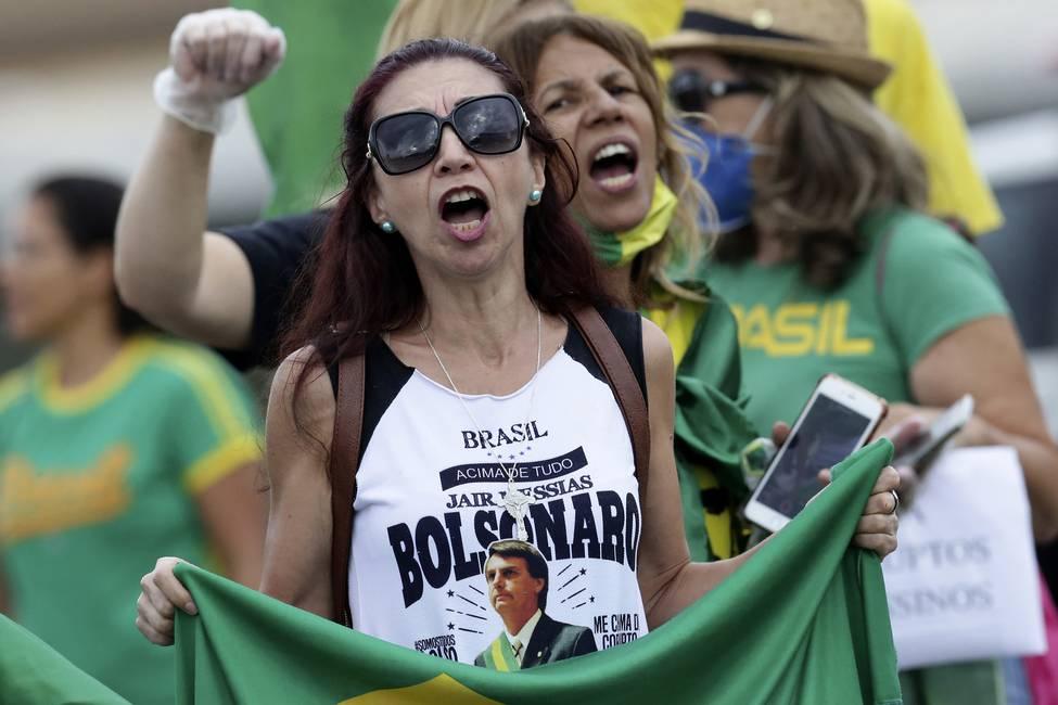 La radicalización permanente de Bolsonaro  Entrevista a André Singer
