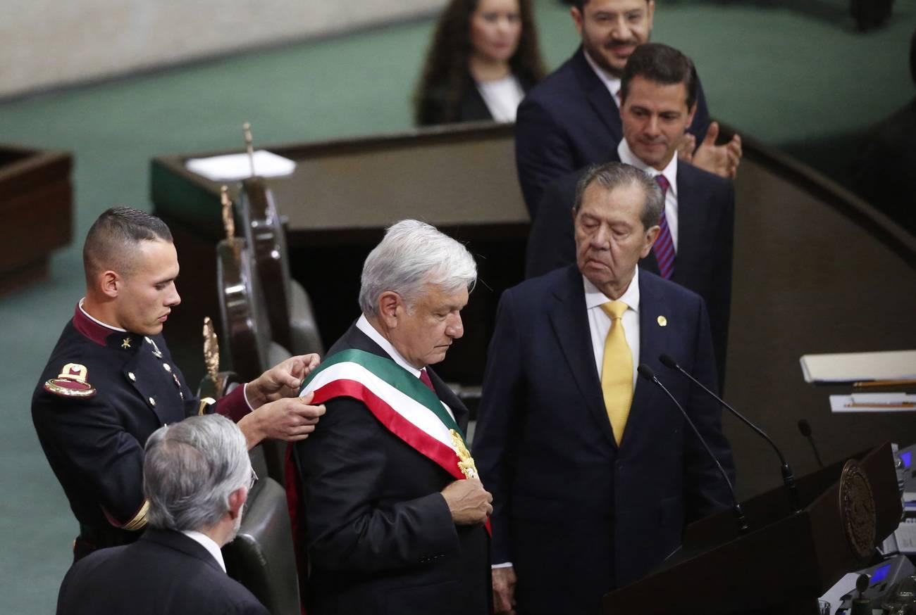 México: los militares en tiempos de cambio