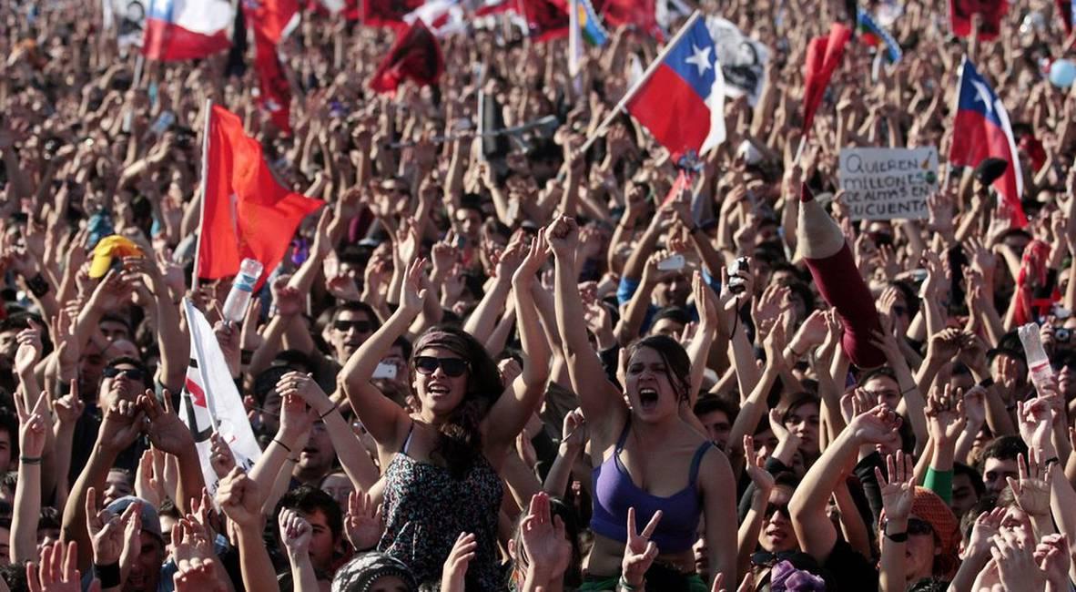 A nova esquerda chilena