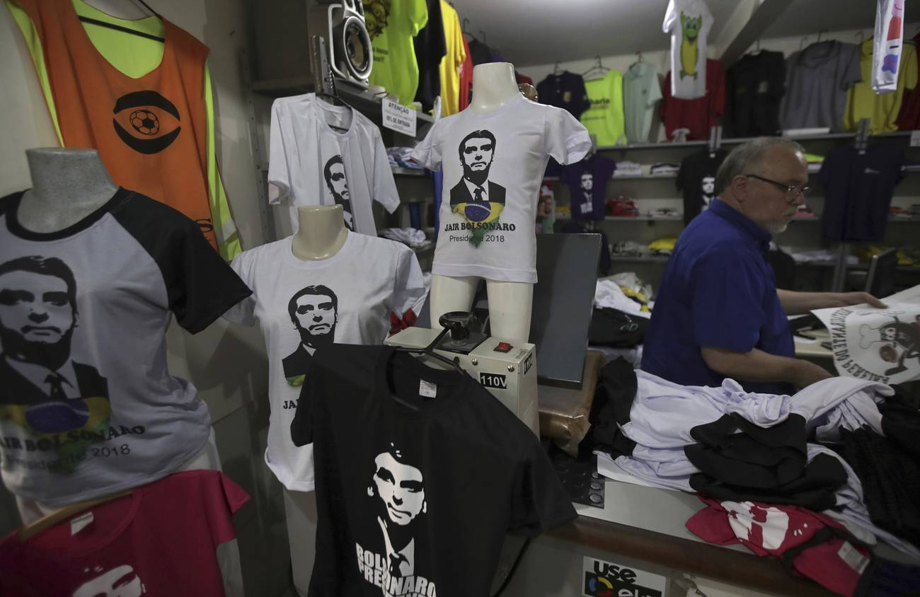 Mensaje para Bolsonaro