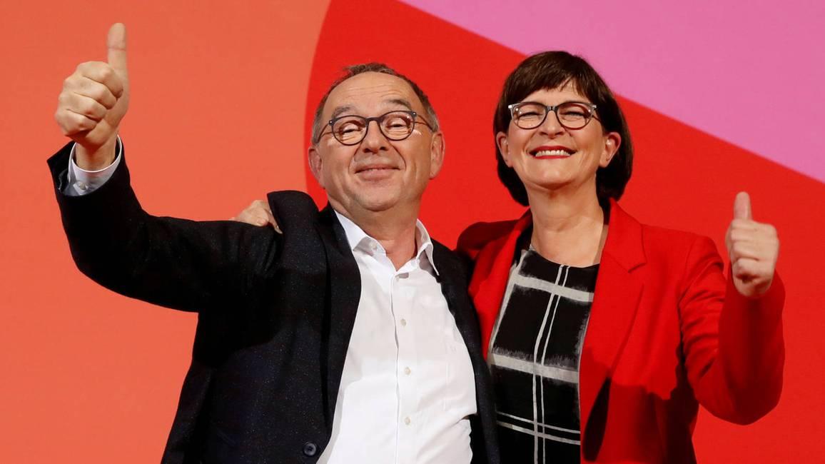 Un experimento en la socialdemocracia alemana