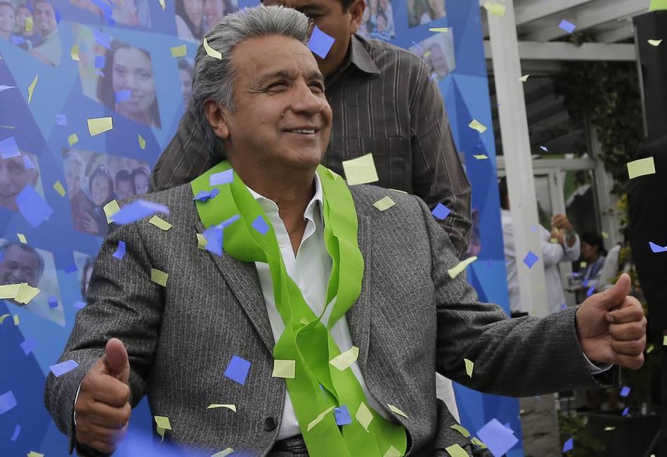 La impronta electoral en Ecuador  Fraccionamiento social, desconfianza institucional y cambios en la correlación de fuerzas