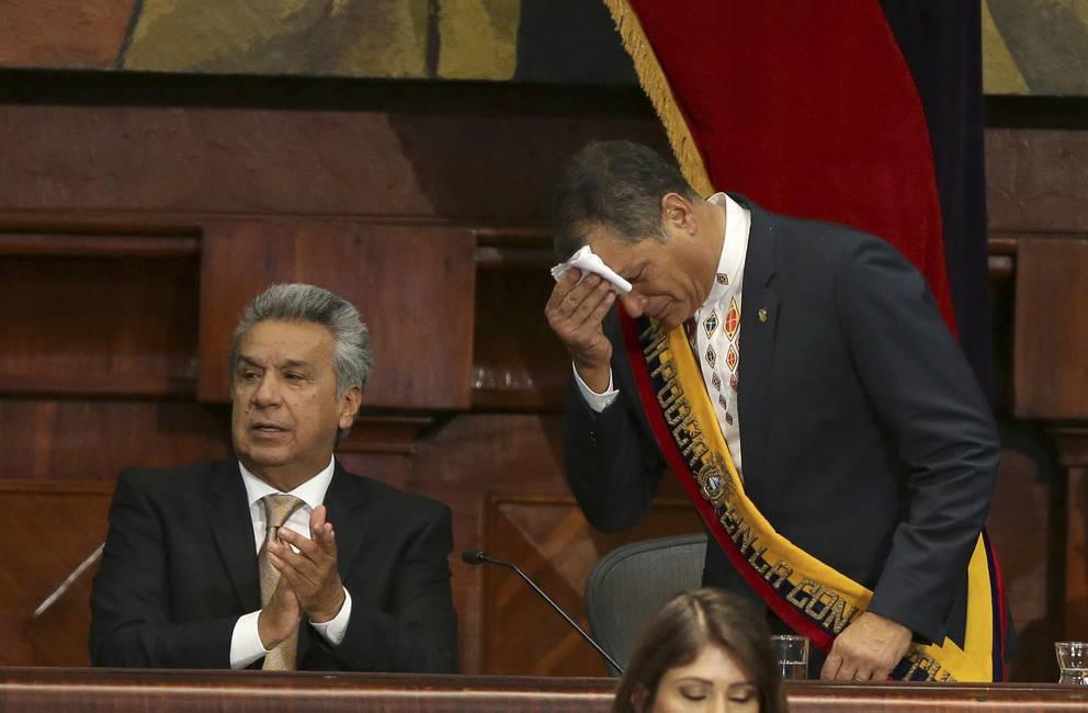 Leninismo versus correísmo: la «tercera vuelta» en Ecuador