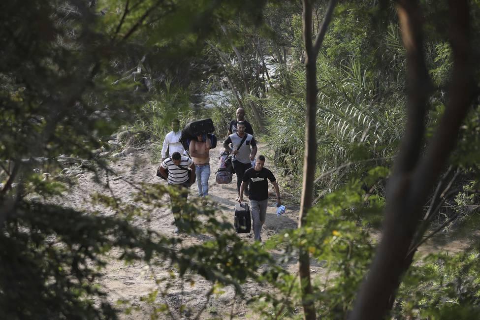 Escapar por la frontera colombo-venezolana