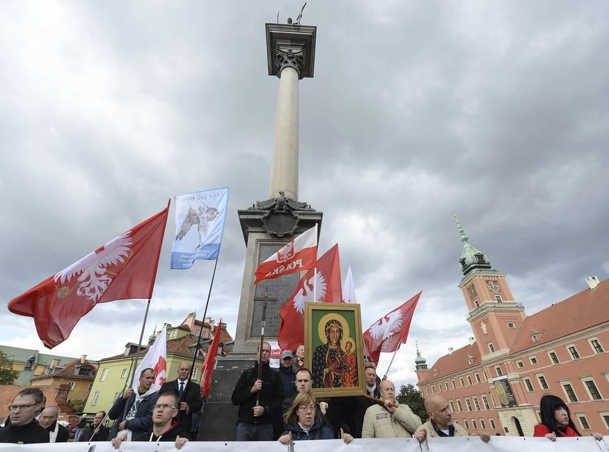 La revolución de la derecha en Polonia sigue su curso