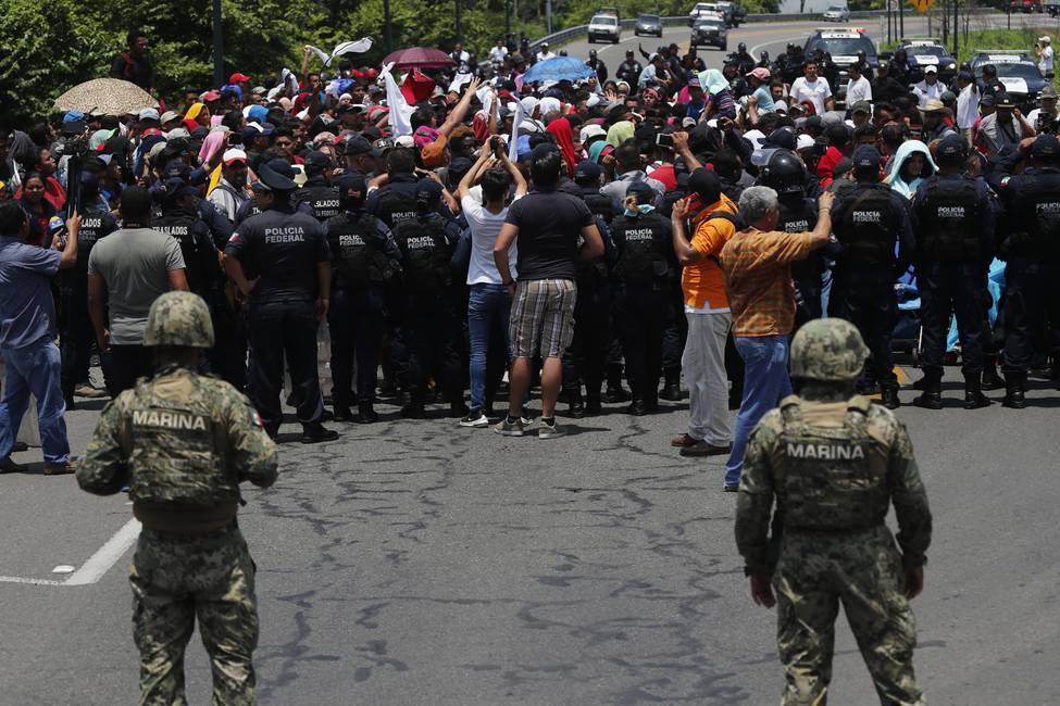 De las puertas abiertas al «ya no son bienvenidos»  El giro de la política migratoria mexicana