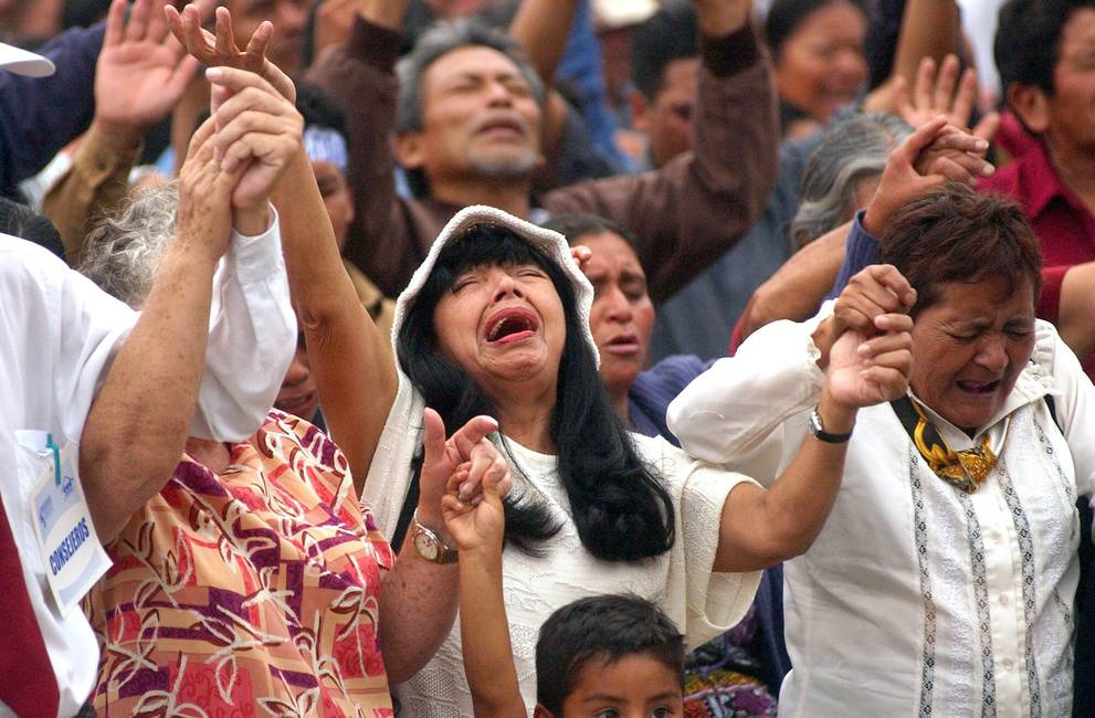 Ser evangélico en América Latina  Elementos para un análisis