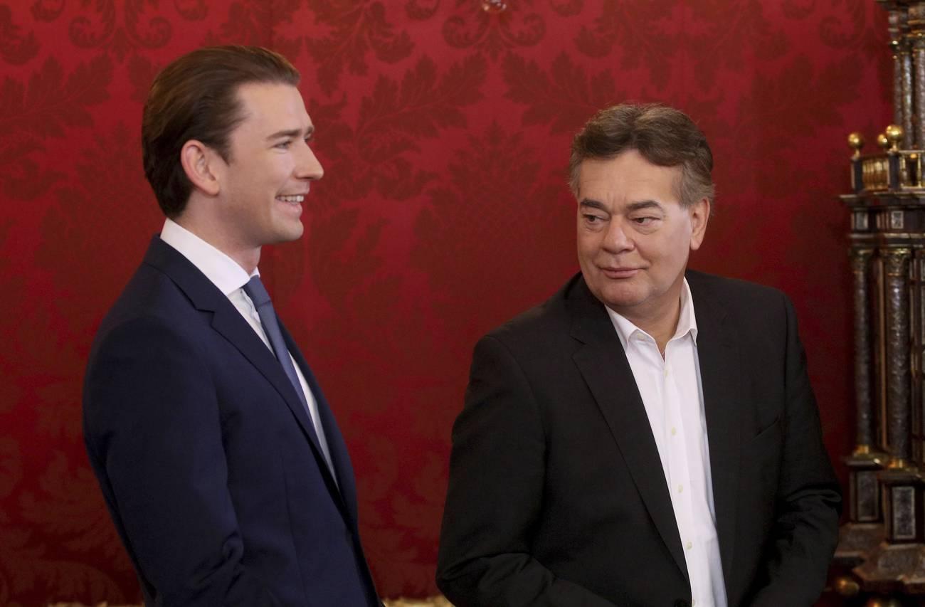 Medio ambiente limpio... fronteras seguras  ¿Por qué Los Verdes se aliaron con la derecha en Austria?