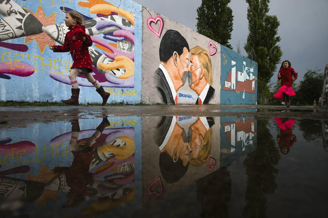 Un mundo acelerado  ¿Bipolaridad o nueva Guerra Fría?