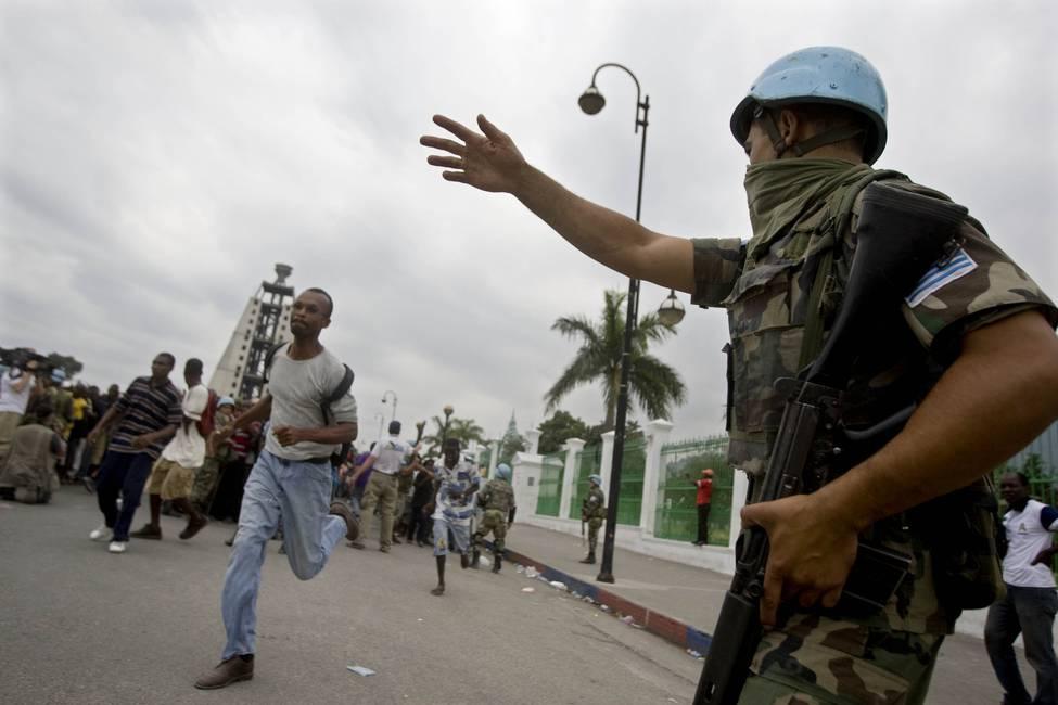 Luces y sombras de la ONU en Haití  Entrevista a Brian Concannon