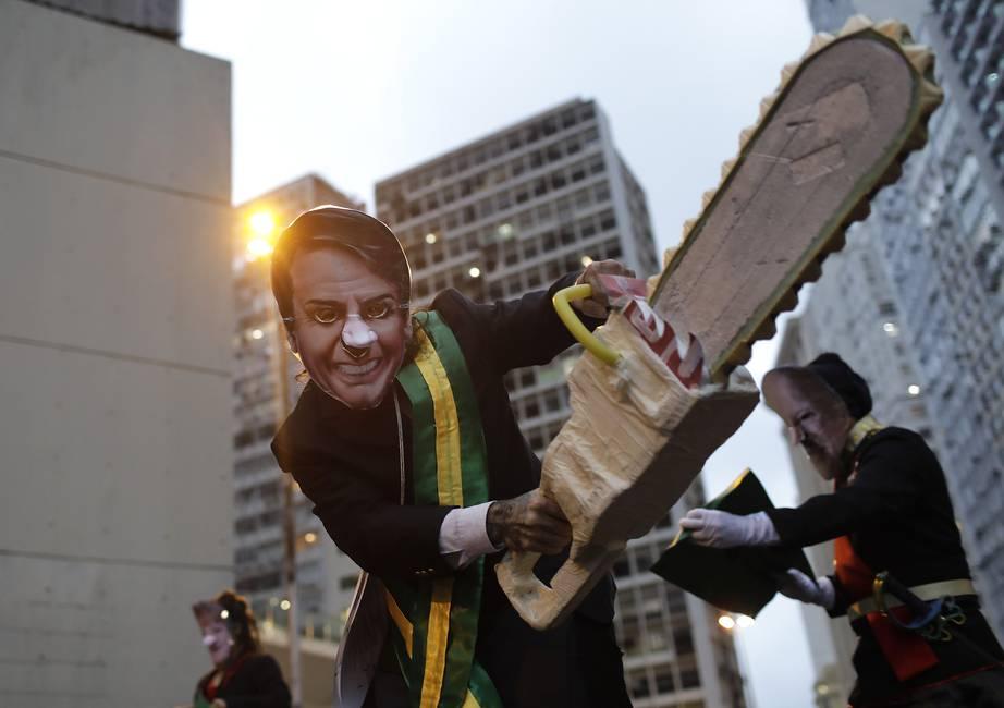 Cómo enfrentar a Bolsonaro  Entrevista a Carmen Ferreira Foro
