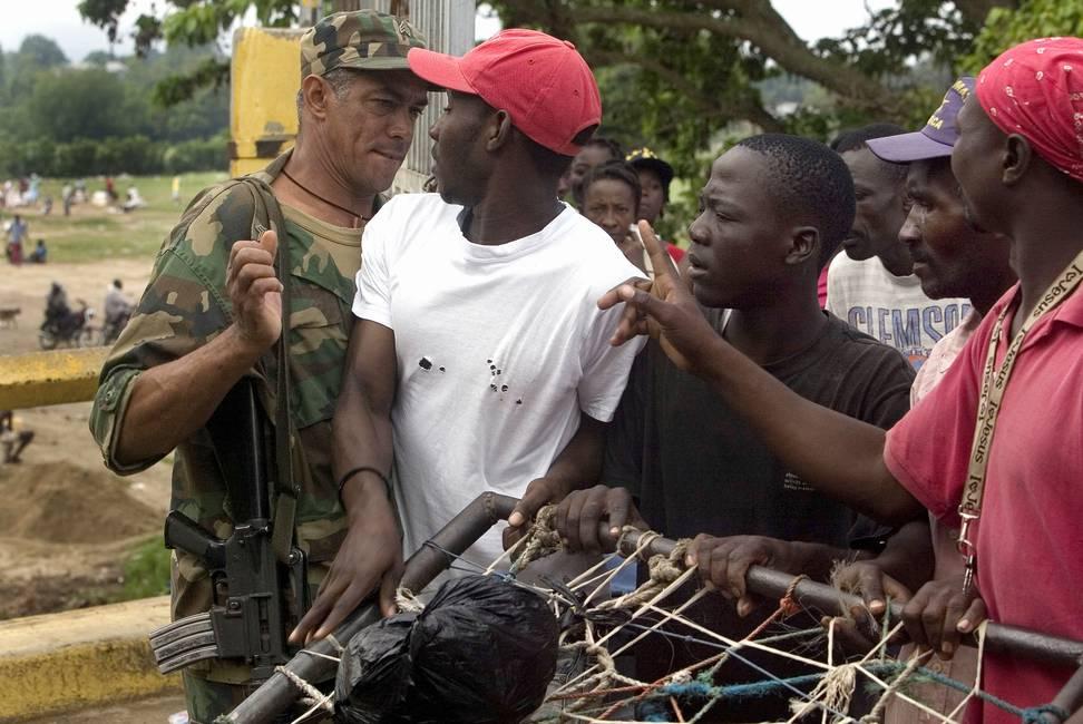 República Dominicana: cuando se van los haitianos