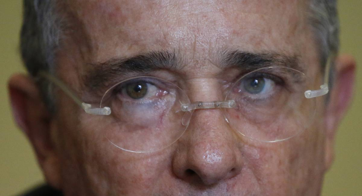 Álvaro Uribe: condena y polémica