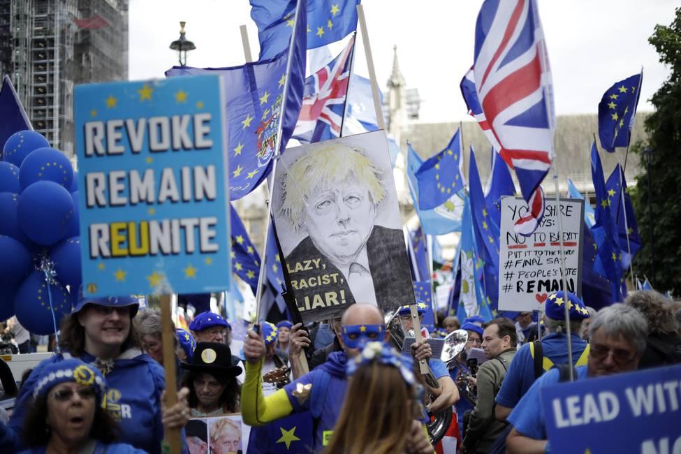 Reino Unido: ¿un laboratorio antisocial?  El Brexit y Boris Johnson