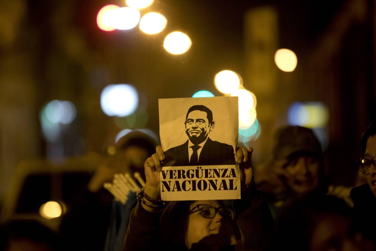 Guatemala: la mafia contraataca