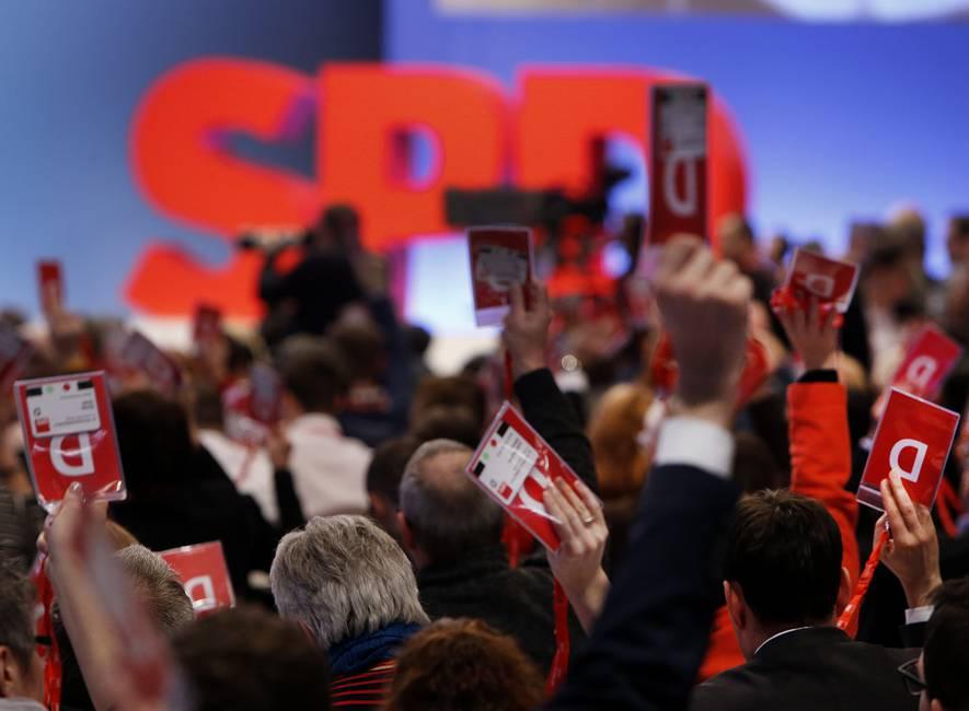 La socialdemocracia alemana: entre la responsabilidad cívica y la renovación interna