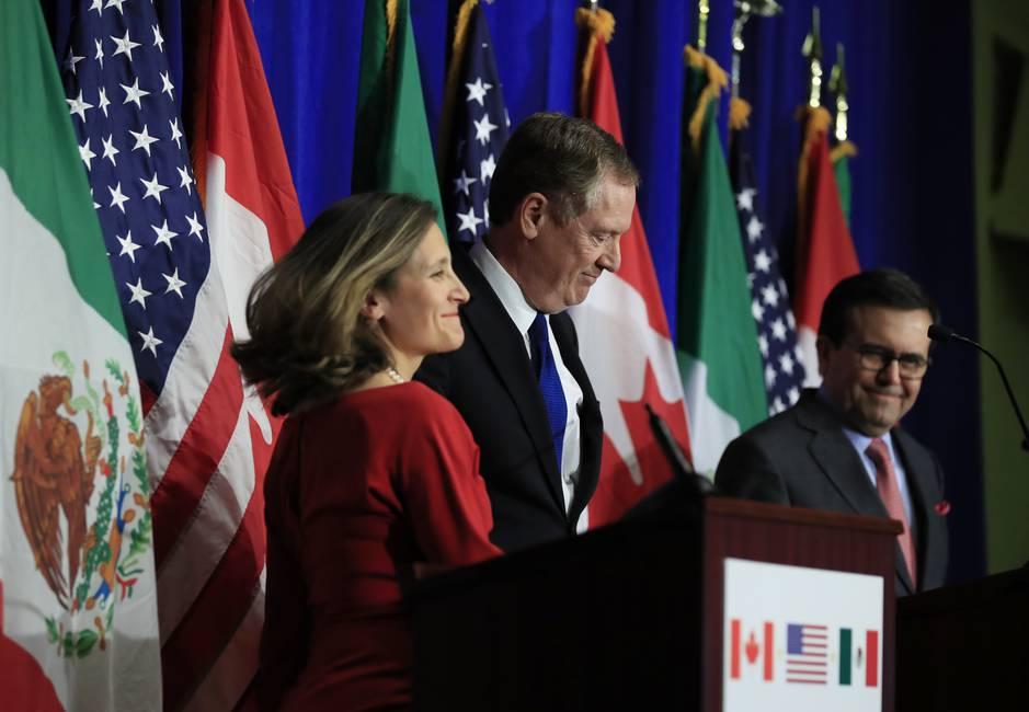 La renegociación del TLCAN y el futuro de México  La incertidumbre marca el destino del pacto comercial de América del Norte