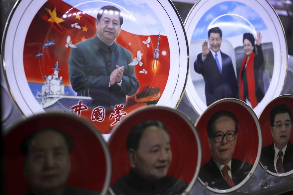 Entre el legado de Deng y la herencia de Mao  Xi Xinping ante los 40 años de la apertura china
